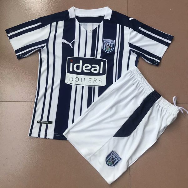 West Brom Home Kit